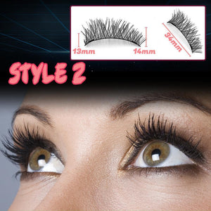 Glueless Magnetic Eyelashes
