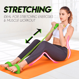 Yoga Sit-up Resistance Rope