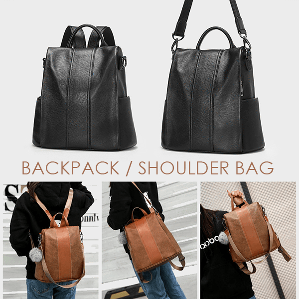 Anti-theft Travel Backpack Shoulder Bag