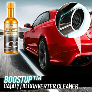 InstaBoost™ Catalytic Converter Cleaner (120ml)