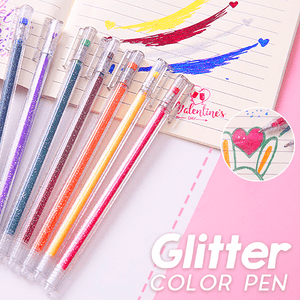 Glitter Color Pen