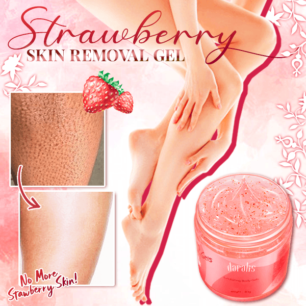 Strawberry Skin Removal Gel