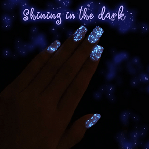 Fluorescent Gel Nail Polish