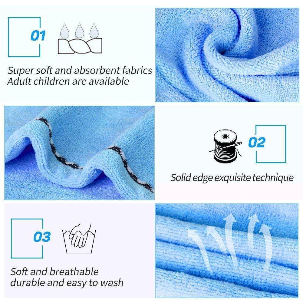 Super Absorbent Hair Drying Towel