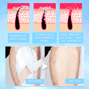 Natural Hair Removal Cream (50% OFF)