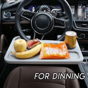 Car Steering Wheel Desk