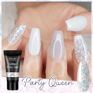 BeautiNail Glitter PolyGel Nail Kit