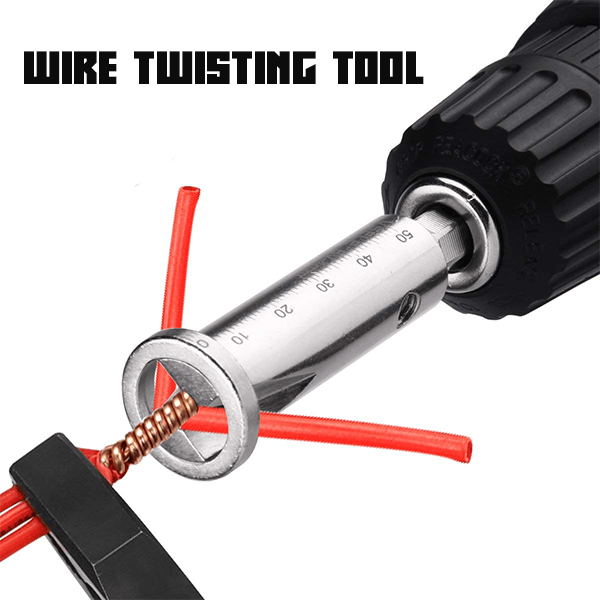 Wire Twisting Tool