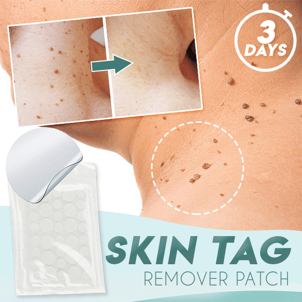 Skin Tag Remover Patch (36PCS)