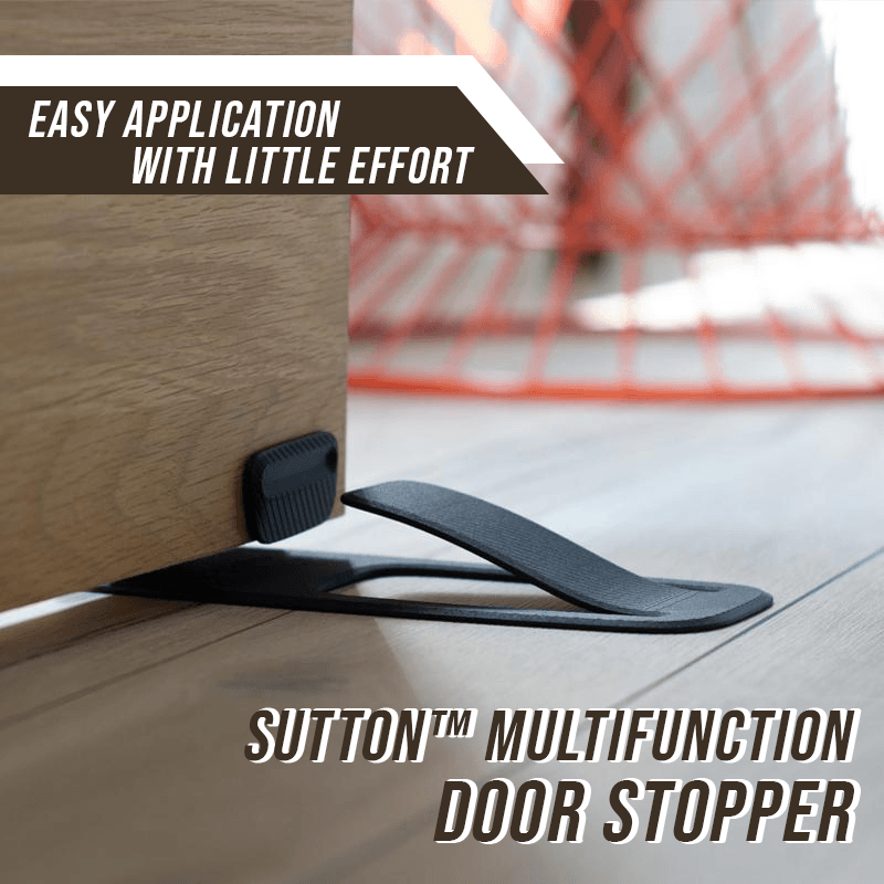 Sutton™ Multifunction Door Stopper
