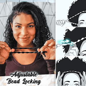 Adjustable Length Hairband