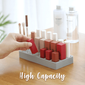 Silicone Chocolate Lipstick Storage Box