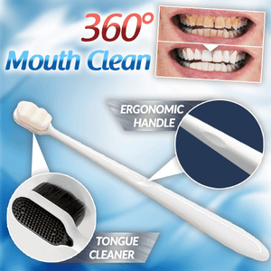 3D TotalClean Softy Toothbrush
