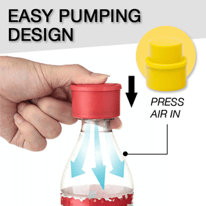 Pumping Soda Bottle Cap