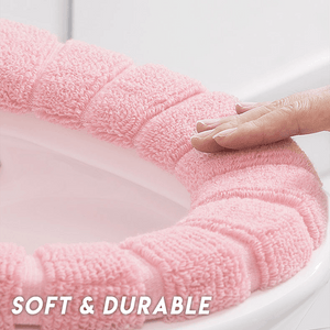 Cozy Warm Toilet Seat Cover