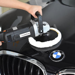 electric waxer, electric polisher, auto detailing