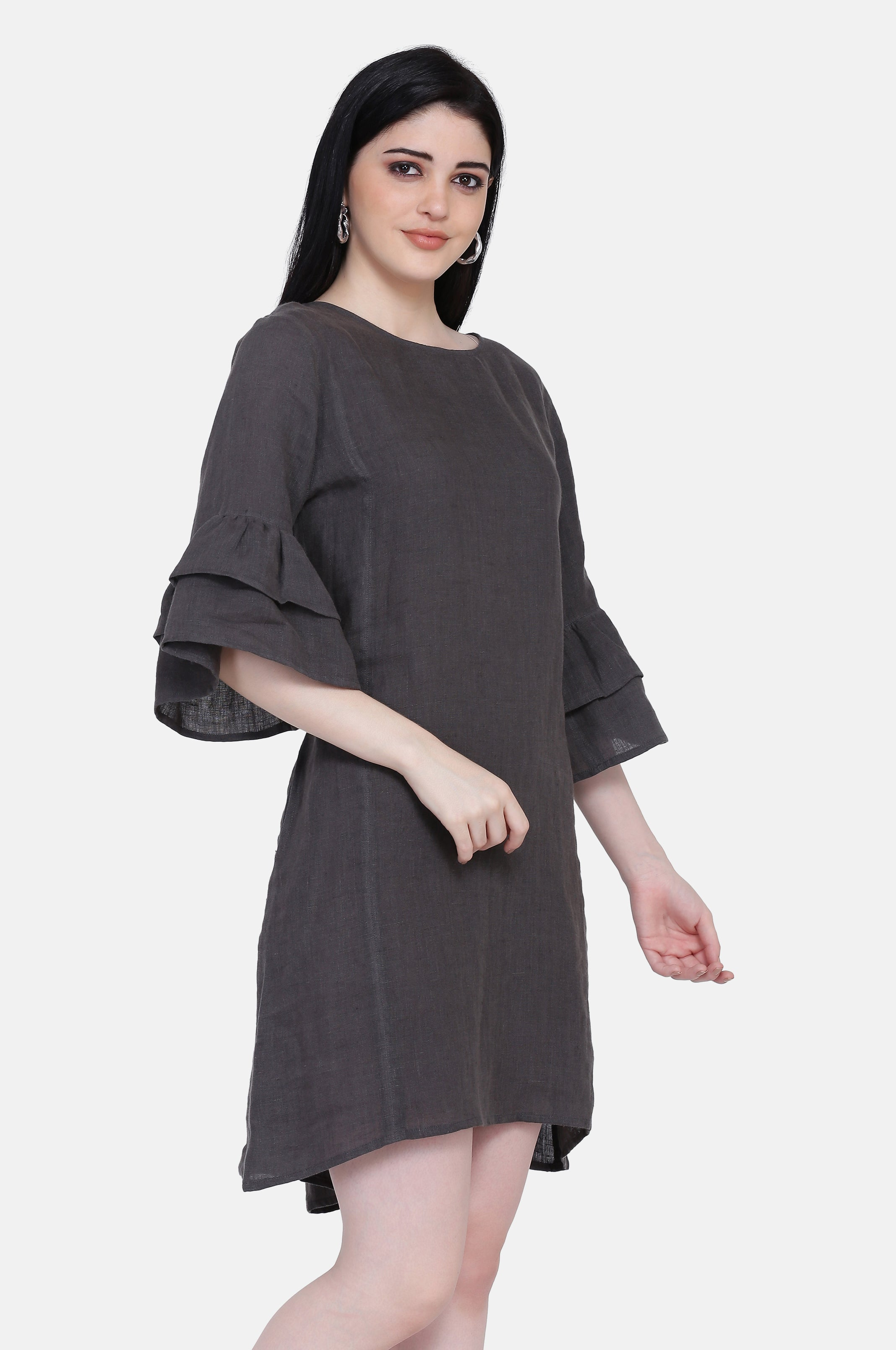 The Ivy Linen Dress
