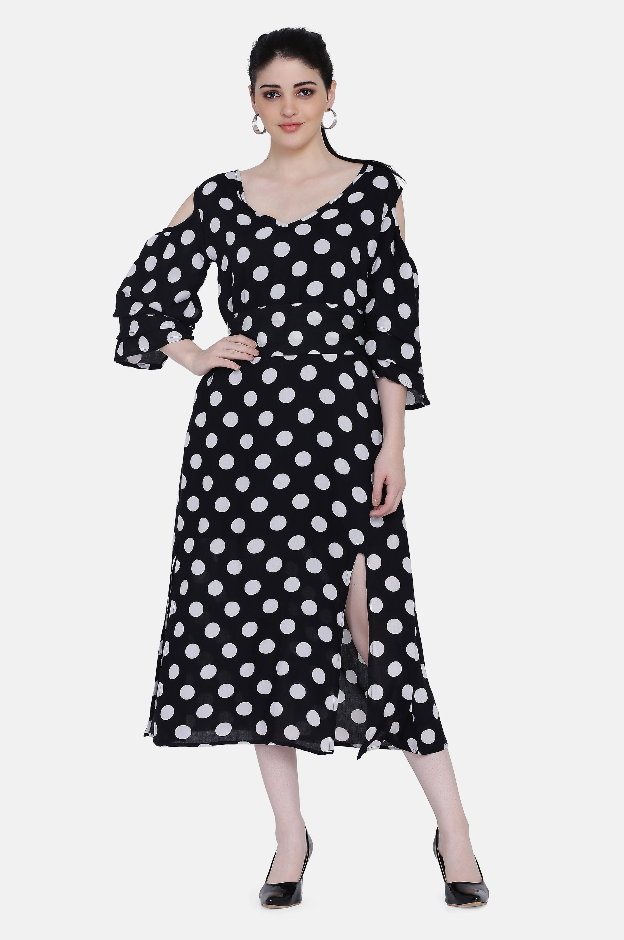 The Claire Rayon Dress