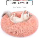 Load image into Gallery viewer, Our Moment | PetCloud - Ultra Soft Dog & Cat Bed