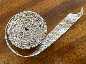 The Easiest Way to Make Your Own Bias Tape