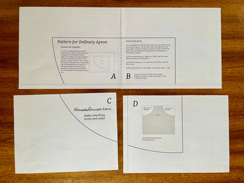 assembly of template pages