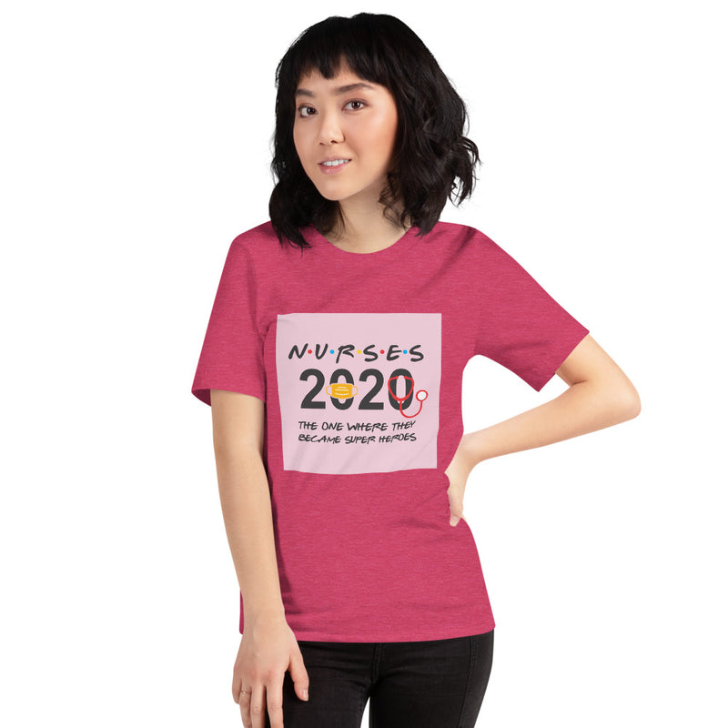 Nurses 2020 Women's T-Shirt