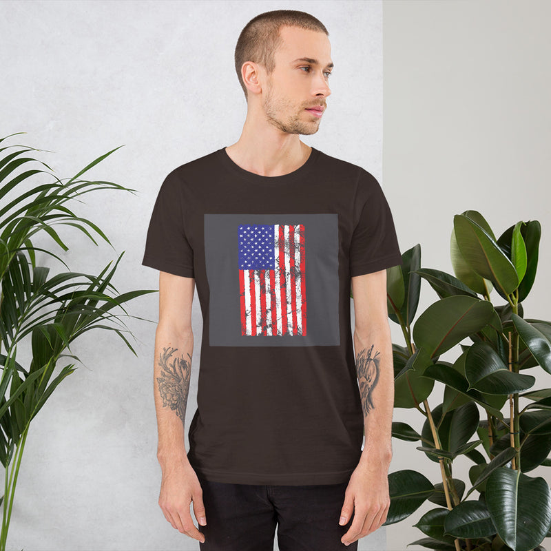 American Flag Men's T-Shirt