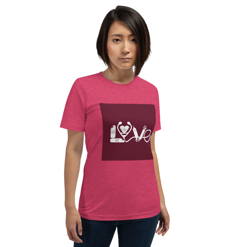Love Nurse Women's T-Shirt