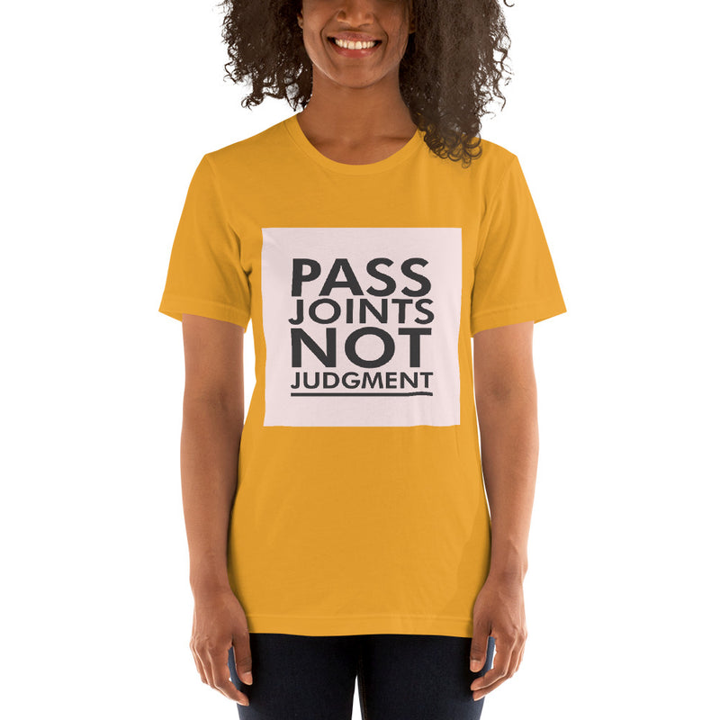 Pass Joints Women's T-Shirt