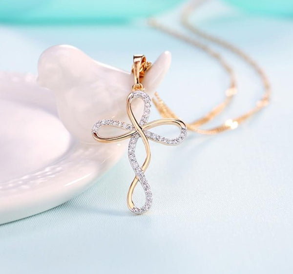 Crystal Pendant Necklaces for Women