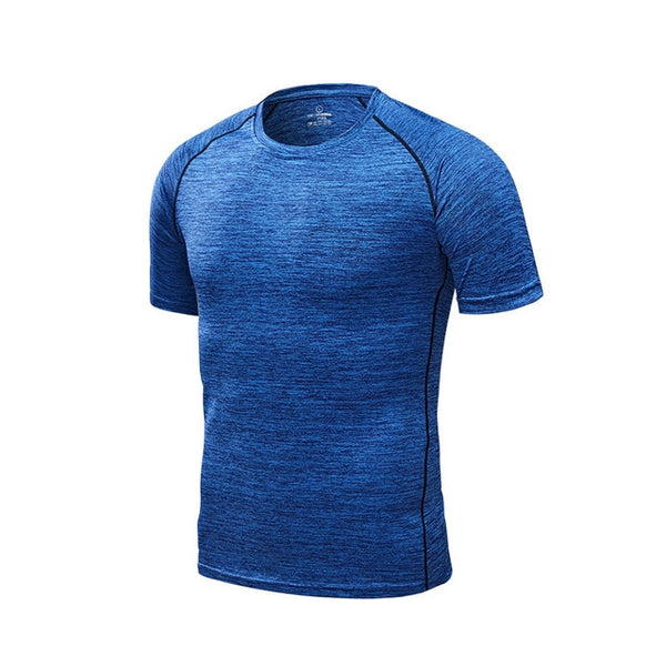 Running Quick Dry and Compression Tee