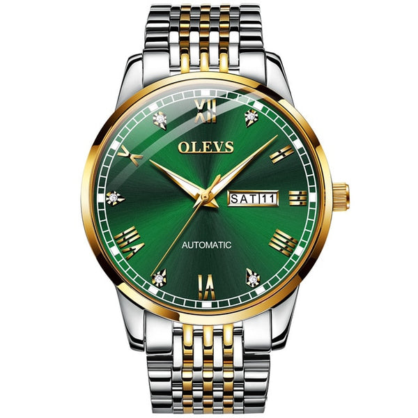 OLEVS Men Mechanical Watch