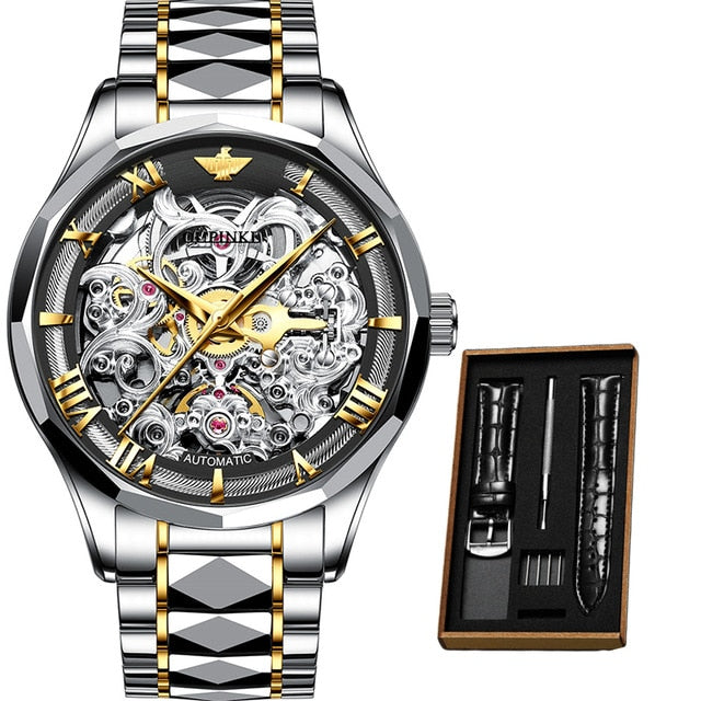 Mechanical Wristwatch Automatic Watch