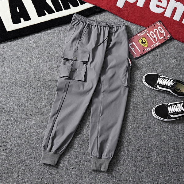 Big Pockets Cargo Pants