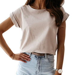 Female T-shirt Summer Fashion