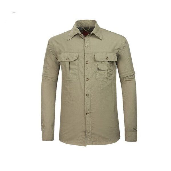 Men's Military Lightweight Army Shirt