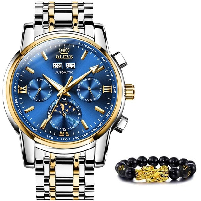 Luxury Men Watches Automatic