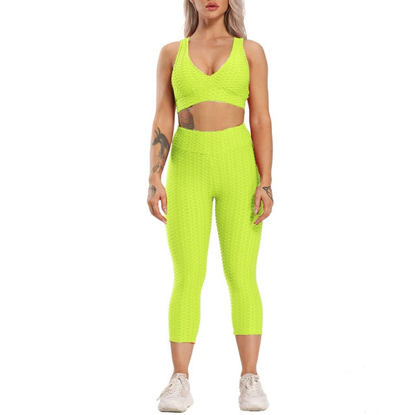 Women Running Suits Sportswear Fitness