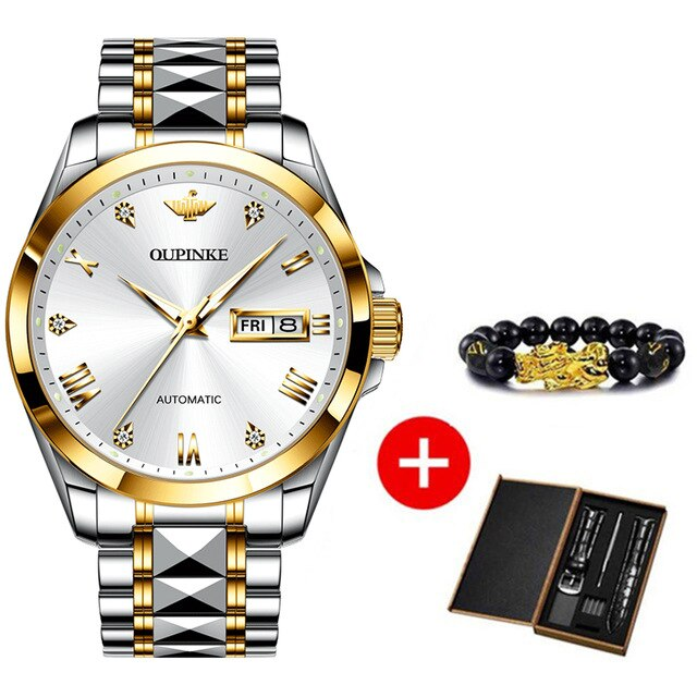 Top Brand Men Mechanical Watch