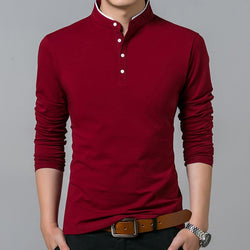 T-Shirt Men Cotton T Shirt Full