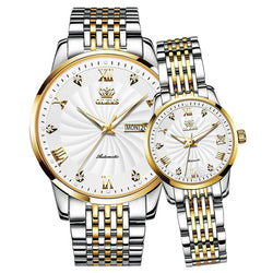 Couple Watch Luxury Automatic Mechanical Watch