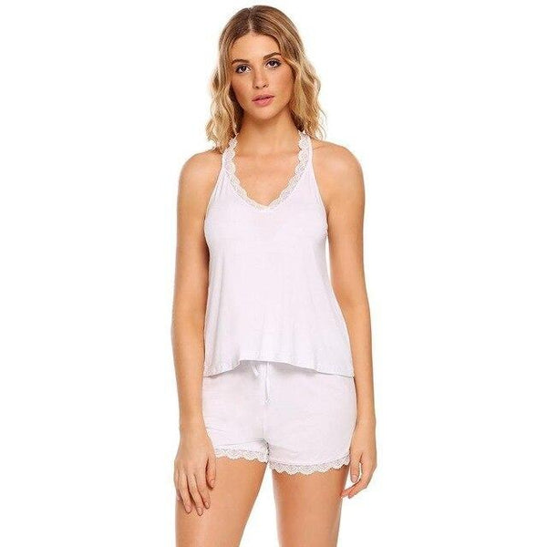 Summer Sleepwear Pajamas Set