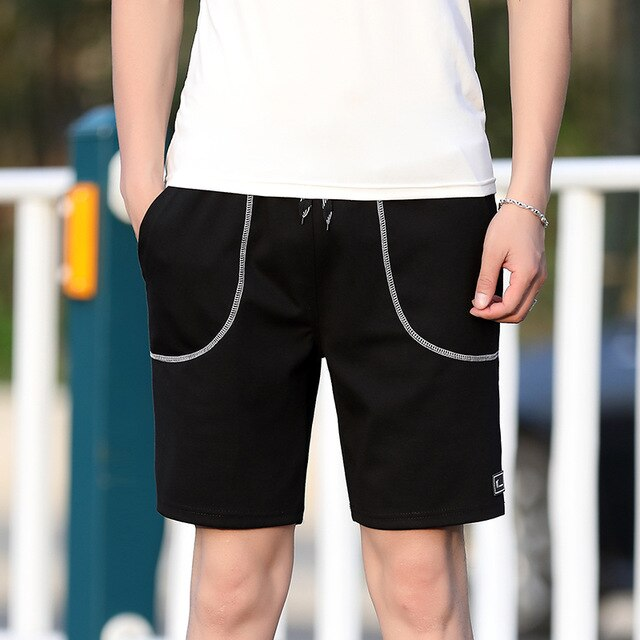 Casual Solid color Shorts