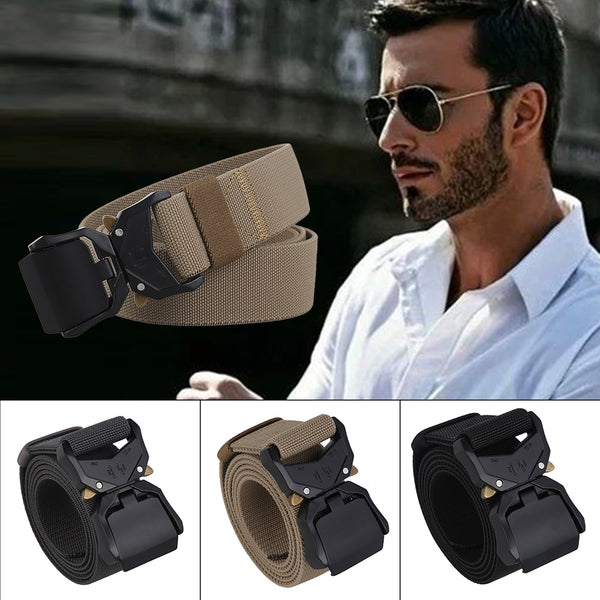 Military Belt for Men Tactical Military