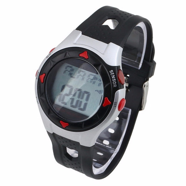 Pulse Digital Watch Monitor Wrist Watches