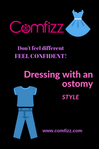 Dressing with an Ostomy