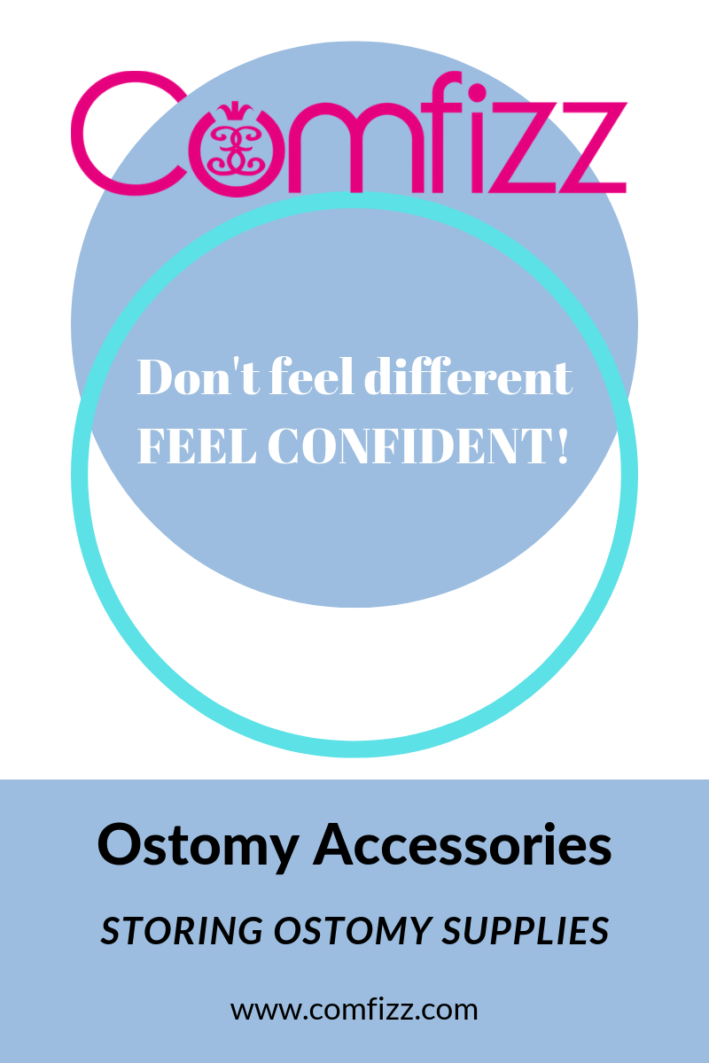 Storing Ostomy Supplies