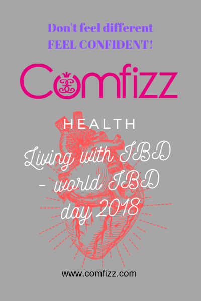 Living with IBD – World IBD Day