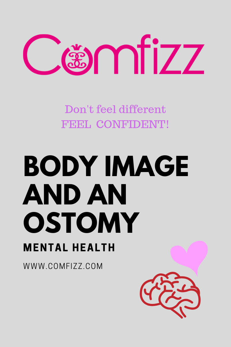 Mental Health Awareness – Body Image and an Ostomy