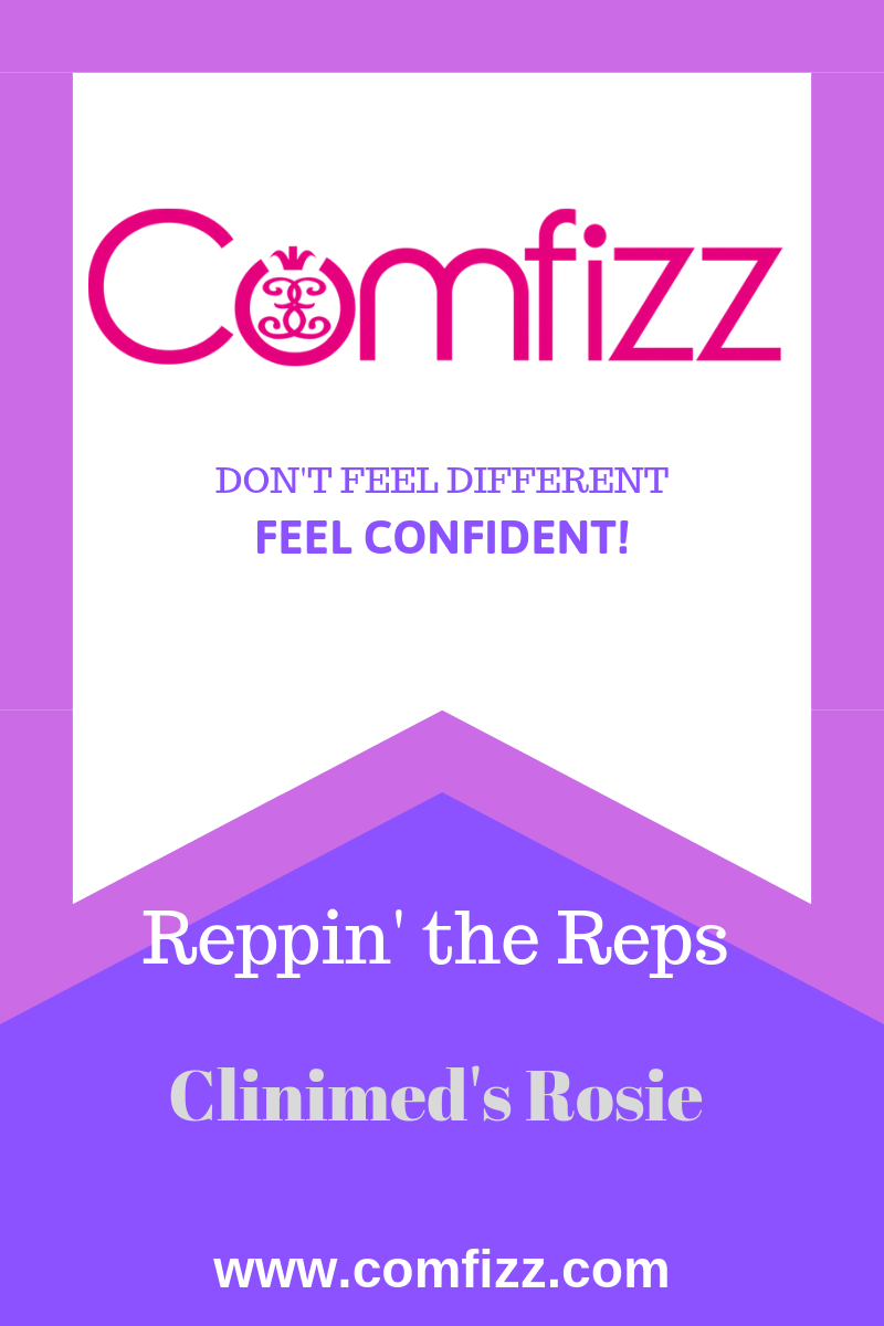 Repping' the Reps – Rosie from Clinimed